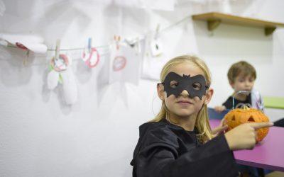Halloween workshop – Nuestro taller de Halloween
