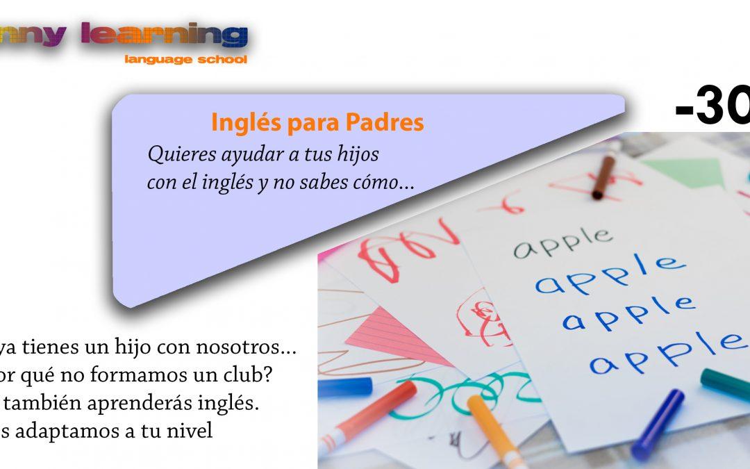 Curso de Inglés para Padres