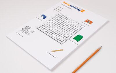 Ficha para primaria – Worksheet 5